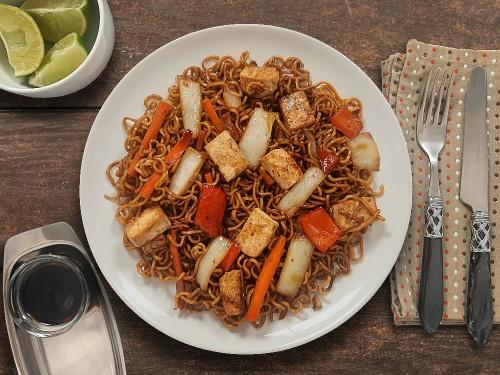 Bami Goreng Tofu