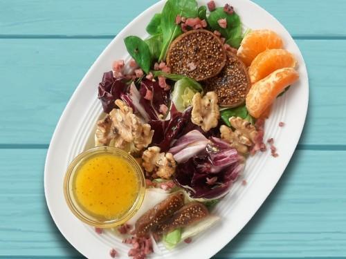 Radicchio-Salat