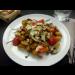 Gnocchipfanne mit zweierlei Pilzen und frischem Rosmarin